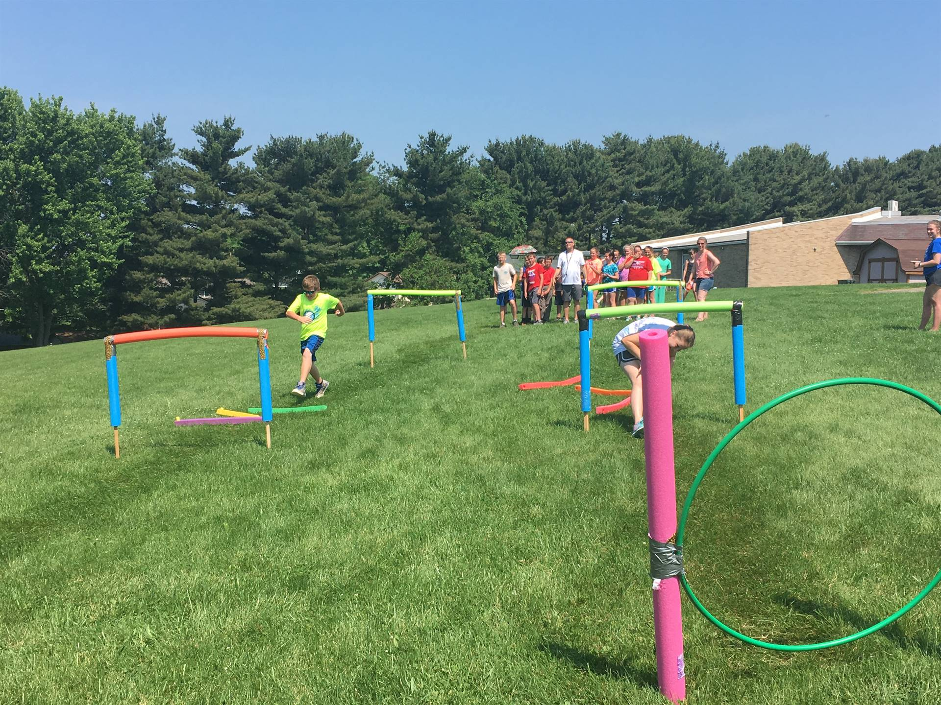 Field day fun