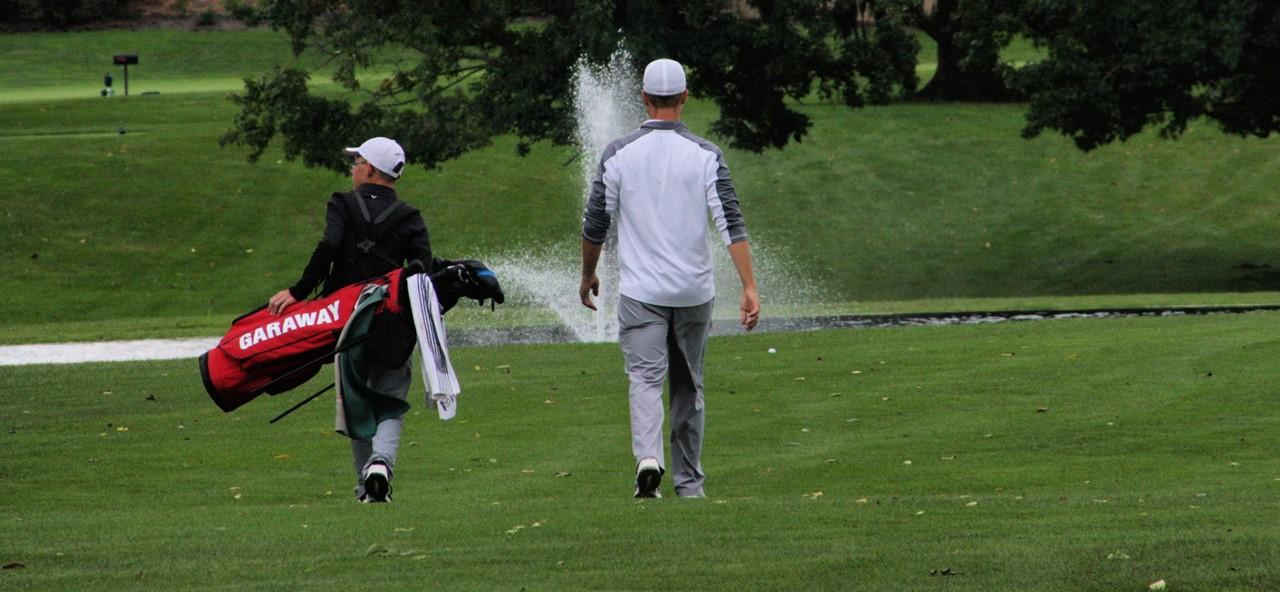 student golf bag